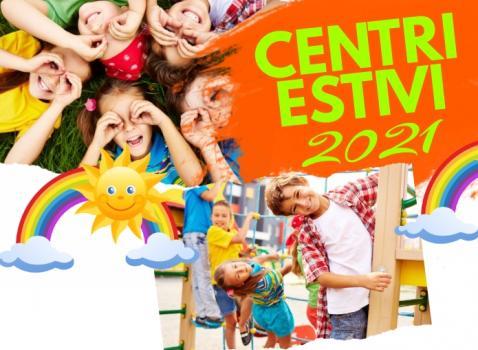 CONTRIBUTO COMUNALE PER LA FREQUENZA AI CENTRI ESTIVI 2021